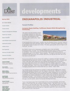 Duke Newsletter