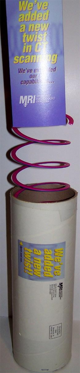 MRI Slinky Mailer
